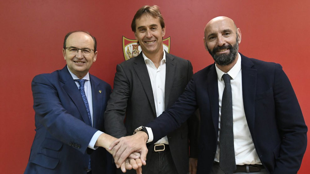Oficial: Julen Lopetegui, nuevo entrenador del Sevilla