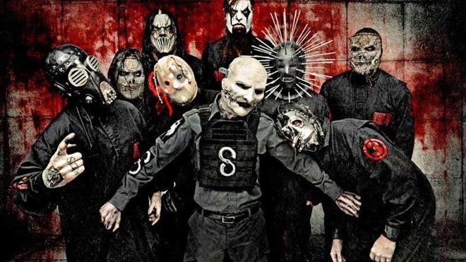 Slipknot fue la banda utilizada en el estudio.