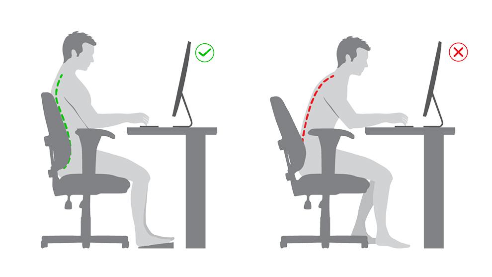 eSports: Cómo sentarse bien en la silla puede evitarte una lesión de por  vida | Marca.com