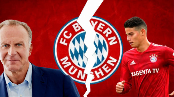 huge discount 069cd dd22a Real Madrid: Rummenigge: James Rodriguez asked Bayern Munich ...