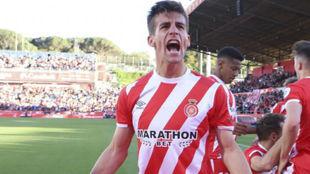 Pere Pons en un partido de la pasada temporada.
