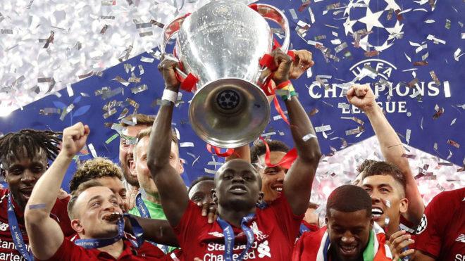 Así sería el nuevo formato de la Champions League