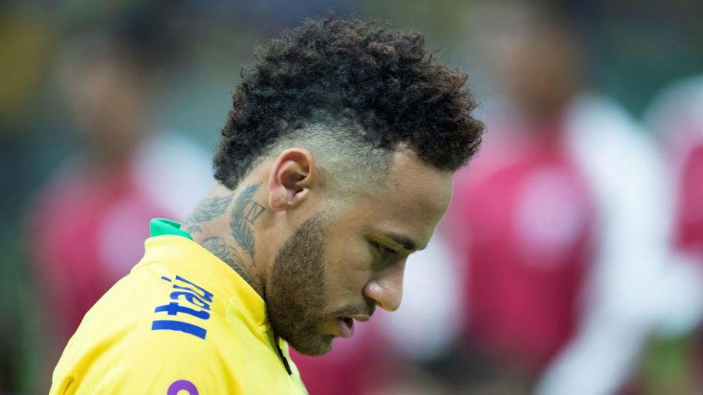 Neymar will miss the Copa America through injury