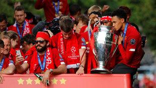 El Liverpool conquistó su sexta Champions.