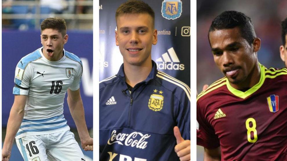 2b0738e7d Copa América 2019: Los diez grandes talentos sub21 que pueden ...
