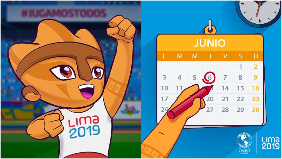 Calendario Pan Americano 2019 Peru.Lima 2019 A 50 Dias De Los Juegos Panamericanos Lima 2019