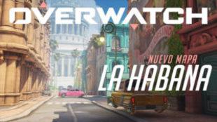 Nuevo mapa de La Habana de Overwatch