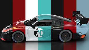 El Porsche 935 fue diseñado para la competición. <strong><a...