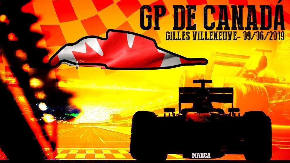 Calendario F1 2020 Horarios.Gp Canada F1 2019 Horario Y Donde Ver En Tv La Carrera Del Gran