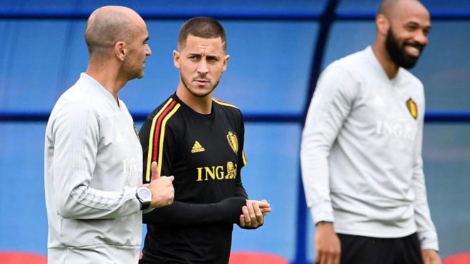 Eden Hazard: Real Madrid sign Chelsea forward on a five-year deal