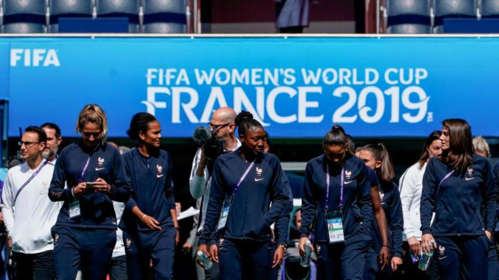 Calendario y horarios de los partidos televisados del Mundial femenino
