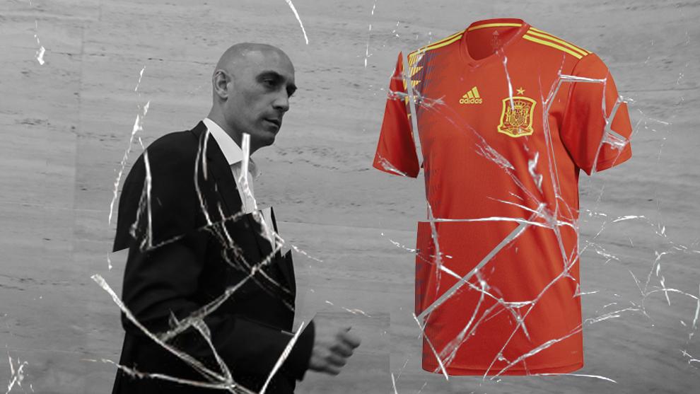 Alcalde posterior Debería  Selección Española: Las claves de un divorcio inesperado: una sanción de  200 'kilos'... ¡y la camiseta para la Eurocopa 2020 ya aprobada!   Marca.com