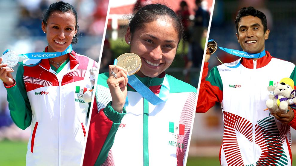 Grandes ausencias en el Atletismo mexicano para Lima 2019