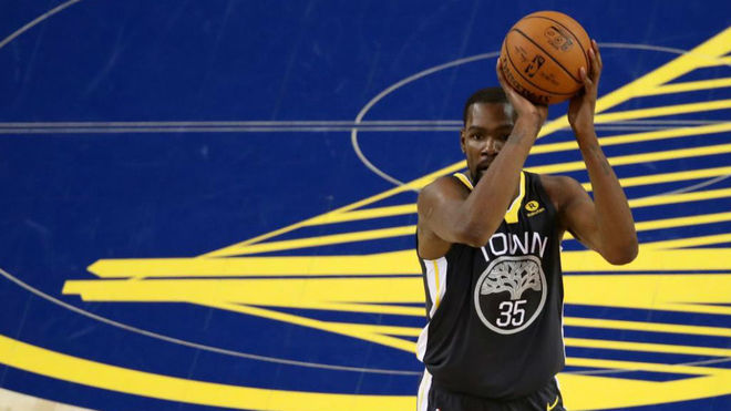 NBA: Dan Raptors mordida casi letal a Warriors en la Aracle Orena
