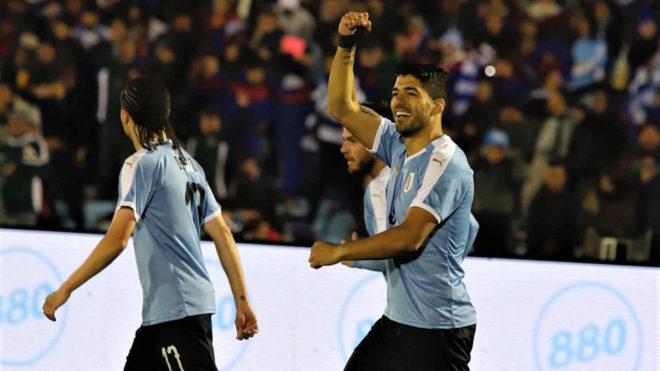 Suárez anotó este viernes