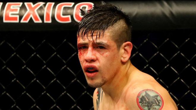 El mexicano sigue destacando en las MMA.