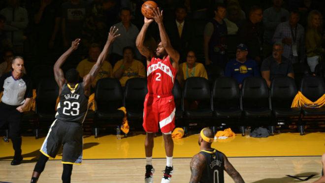 Raptors vs Warriros: Hora y donde ver en TV el quinto partido de las...