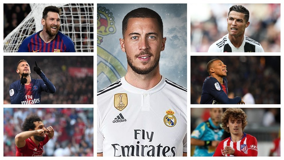 Resultado de imagen para los mejores jugadores del mundo