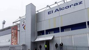 La documentación recopilada en El Alcoraz se han convertido en el...