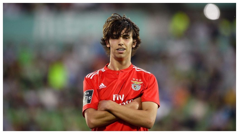 Benfica willing to let go of Joao Felix for the right price