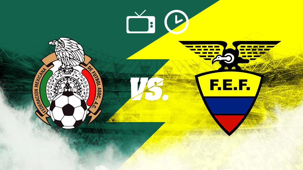 Kết quả hình ảnh cho Mexico vs Ecuador
