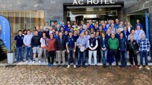 Éxito de participación con 65 representantes de las federaciones...