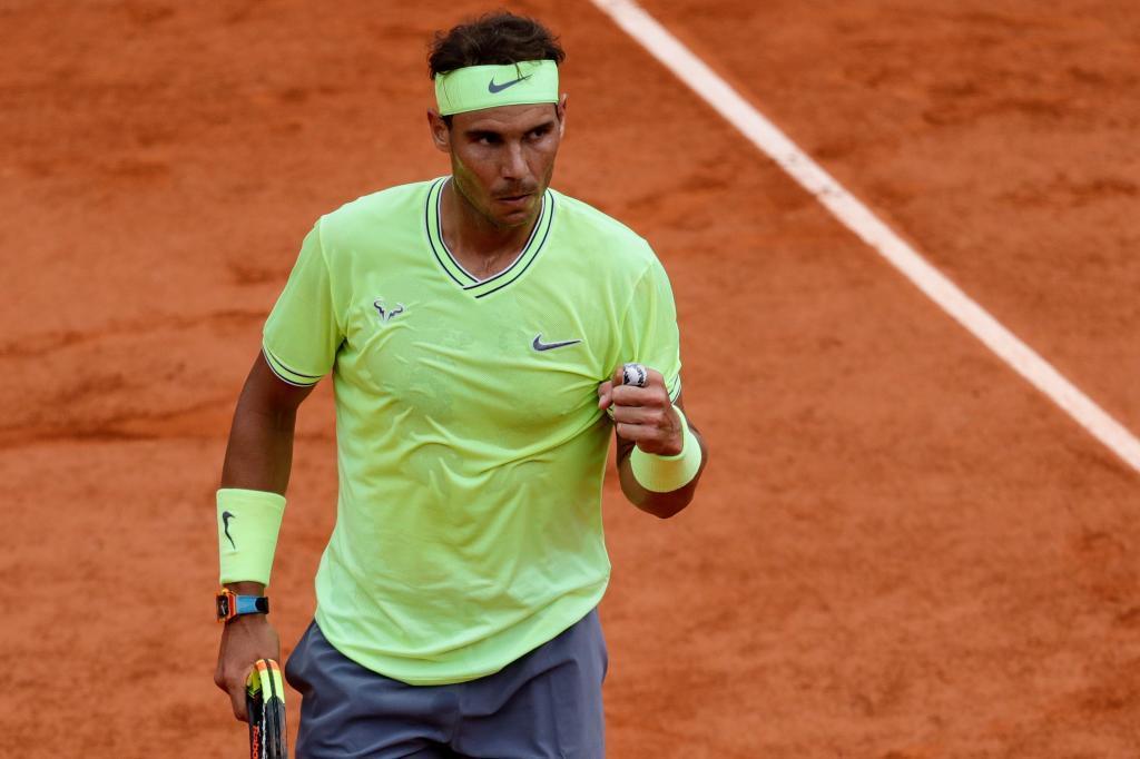 Deportes: Nadal, el rey del Roland Garros