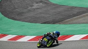 Jeremy Alcoba, en el Circuit.