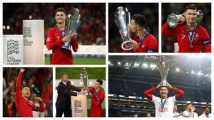 Otro gran logro para Portugal y Cristiano Ronaldo