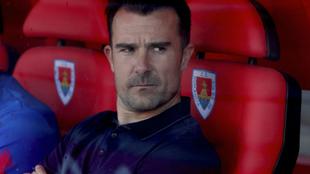 López Garai, técnico del Numancia.