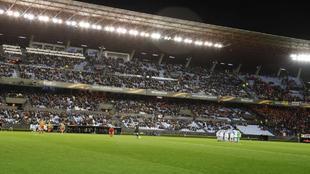 Estadio de Balaídos.
