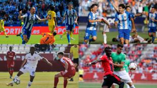 Deportivo - Málaga y Mallorca - Albacete son los emparejamientos en...