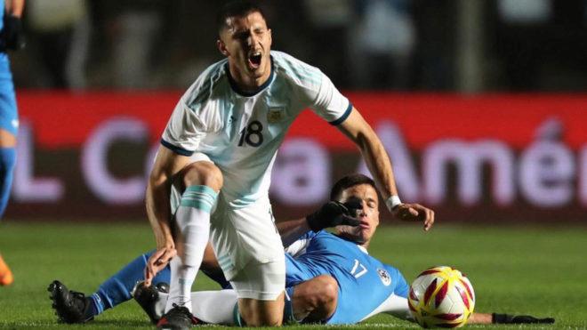 Resultado de imagen para guido rodriguez seleccion argentina