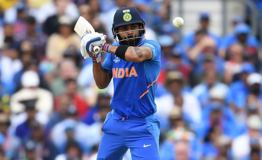 100. Virat Kohli (Cricket) 25 millones