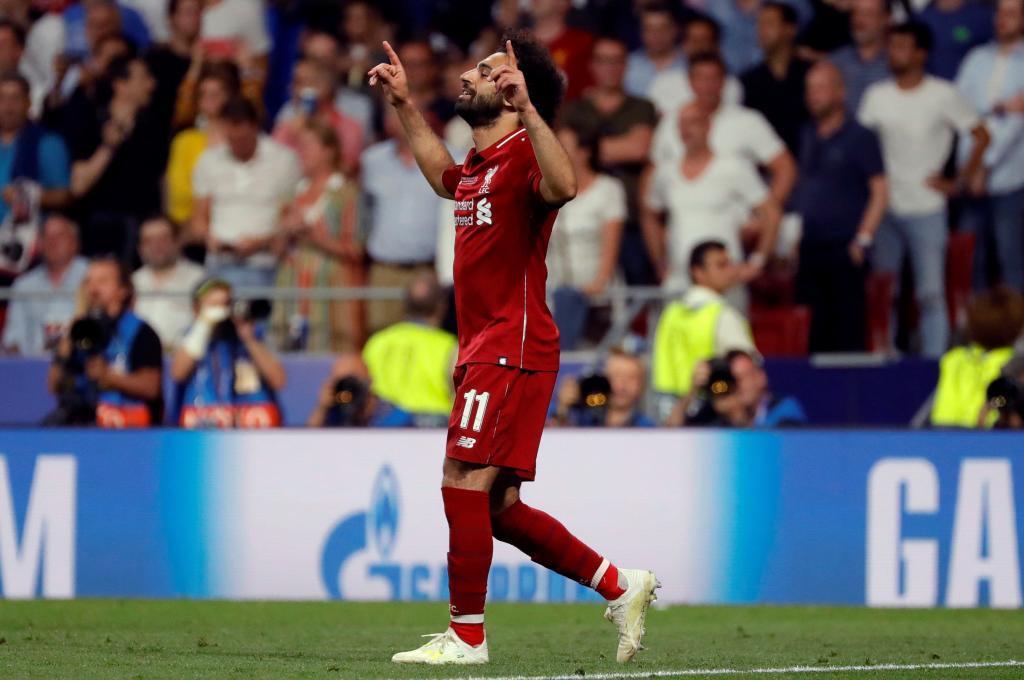 99. Mohamed Salah (Fútbol) 25,1 millones