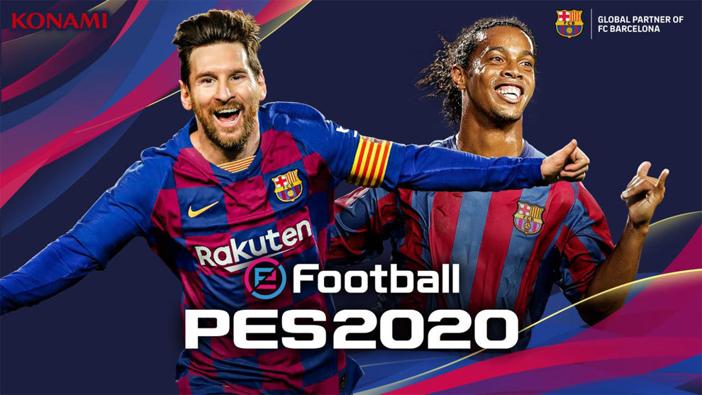 Konami presenta la revolución: eFootball PES 2020 PS4 XBO PC SWITCH