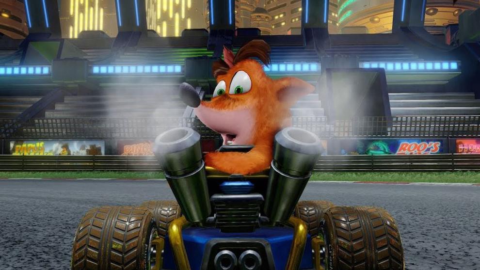 Crash Team Racing Nitro-Fueled ofrecerá DLC gratis a todos sus jugadores