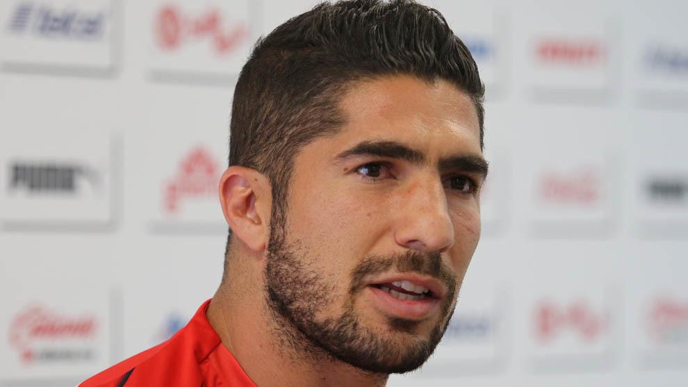 Pereira asegura estar triste por la forma en que salió de Chivas