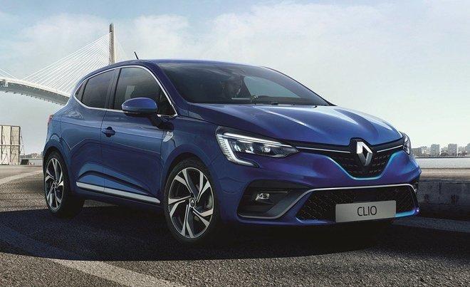 La quinta generación del Renault Clio.