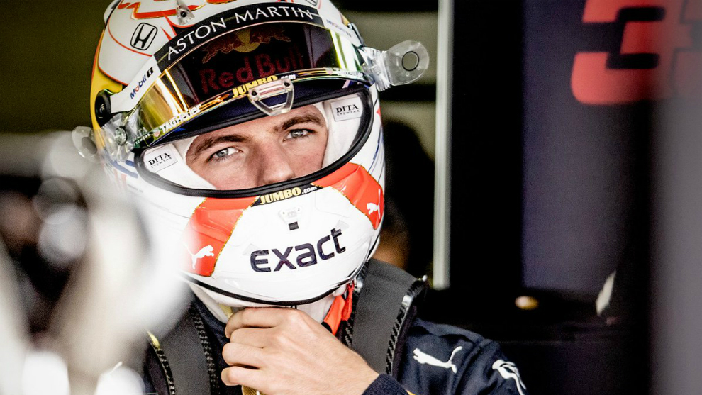 Max Verstappen.