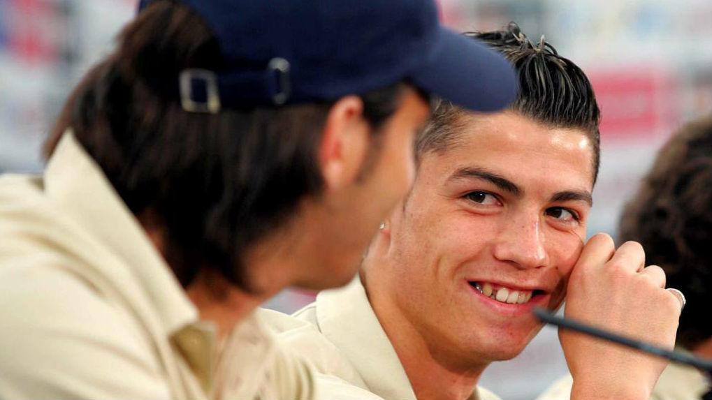 Cristiano Ronaldo Früher