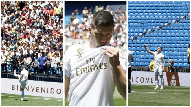 Cristiano Ronaldo was my idol - Real Madrid new boy Jovic