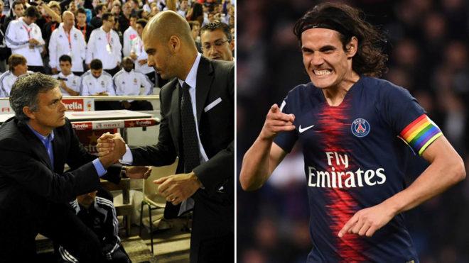 'Mou' y Guardiola pueden reeencontrarse pronto y el PSG quiere renovar...