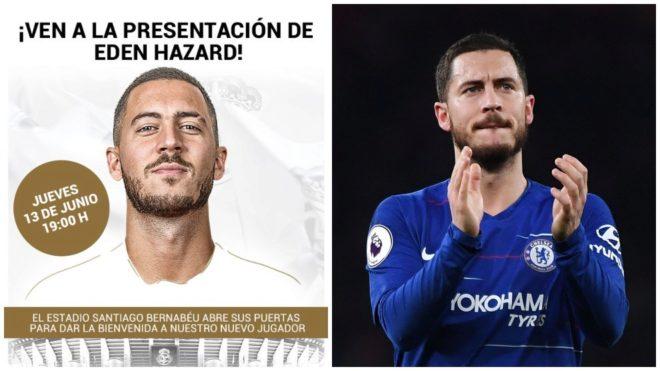 Imagen del mensaje que está enviando el Madrid a sus socios.