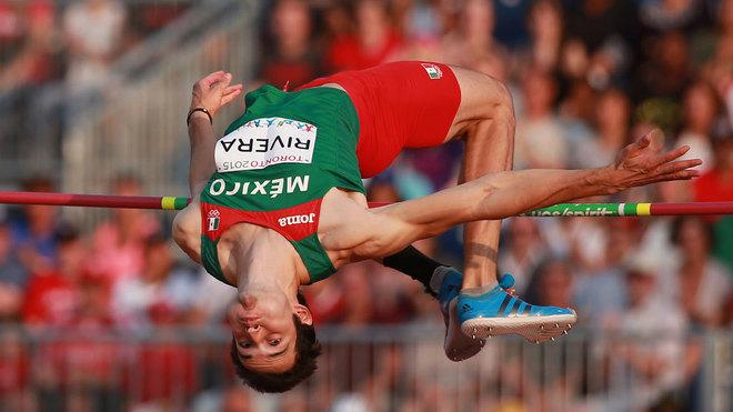 Rivera, opción de medalla en Lima 2019.