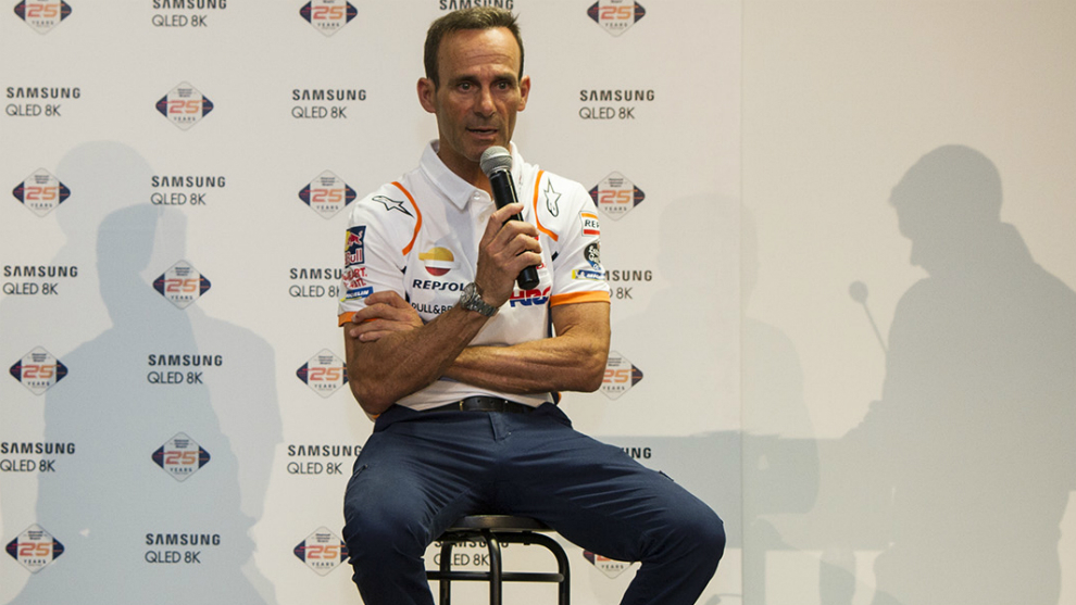Alberto Puig.
