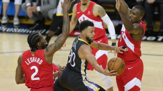 Raptors vs Warriors: Minuto a minuto en vivo
