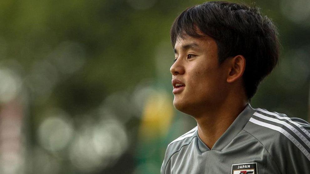 El Real Madrid anuncia el fichaje de Takefusa Kubo — OFICIAL
