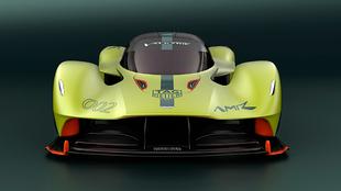 Aston Martin está desarrollando una gama de deportivos de calle que...