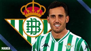 Juanmi, nuevo jugador del Betis